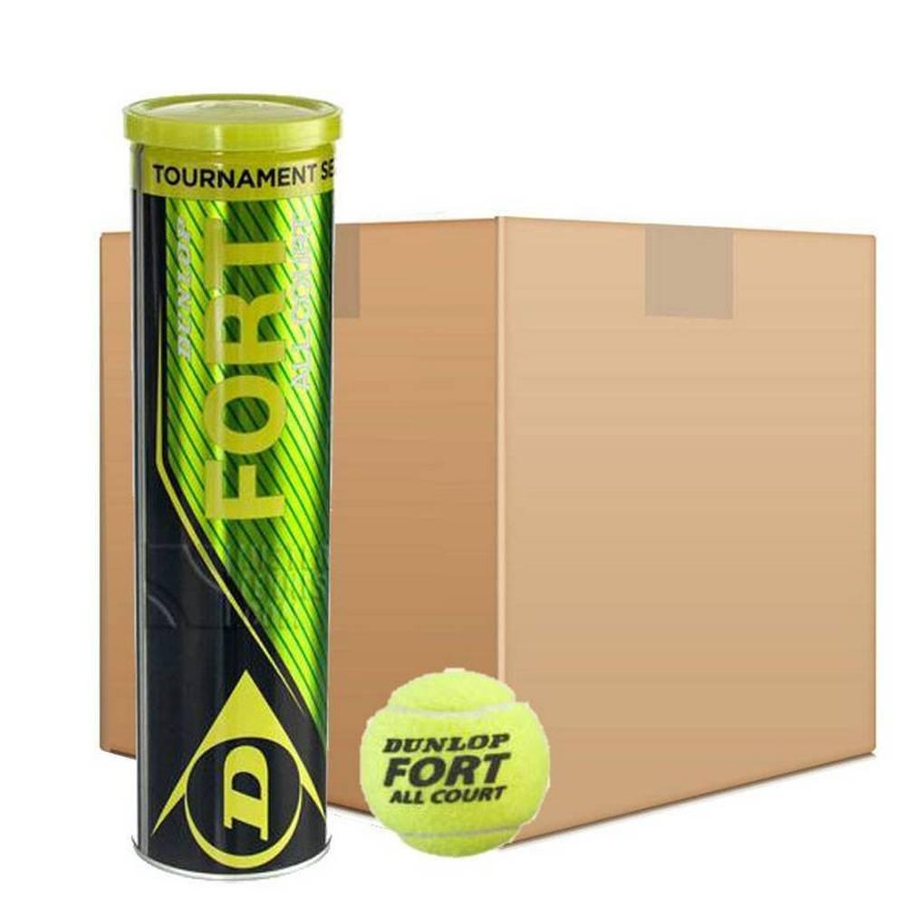 Pelotas Tenis Dunlop Fort All Court TS 18x4