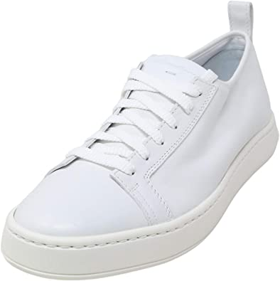 Cltt White Leather Sneaker - 8.5
