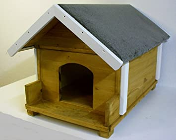 Gato Casa totalmente aislados con 20 W Calefacción: Amazon.es: Productos para mascotas
