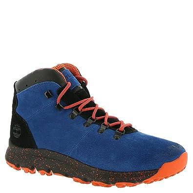 Timberland , Herren Stiefel Blau türkis: : Schuhe