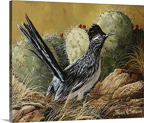 Trevor V. Desert Runner - Desert wall art