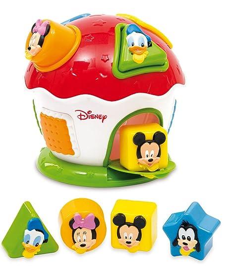 clementoni 14259 jouet premier age bb disney la boite formes et - Bebe Disney