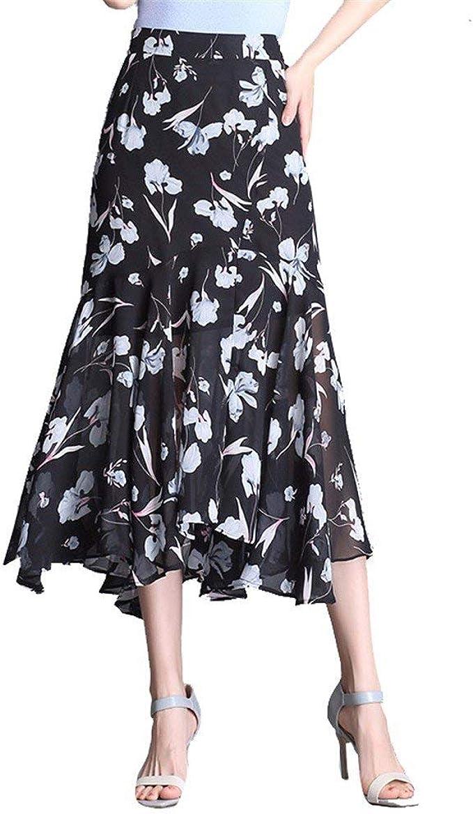 Faldas De Mujer Primavera Chic Verano Único Playa Moda Chicas ...