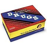 BlueQ Recreational Drugs Tin Cigar Box