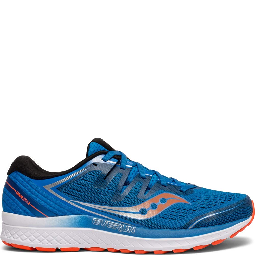 TALLA 45 EU. Saucony Guide ISO 2, Zapatillas de Running para Hombre