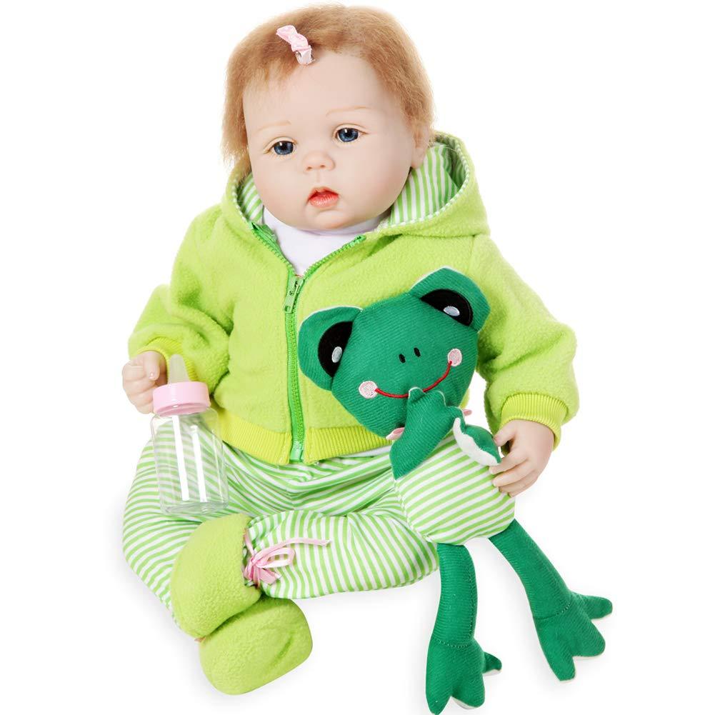 Aori Lifelike Reborn Baby Doll With Soft Body Realistic