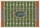 Florida Gators NCAA College Home Field Team Area Rug 3'10''x5'4''