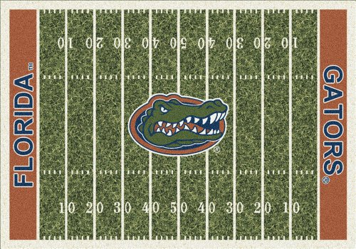 - American Floor Mats Florida Gators NCAA College Home Field Team Area Rug 5'4