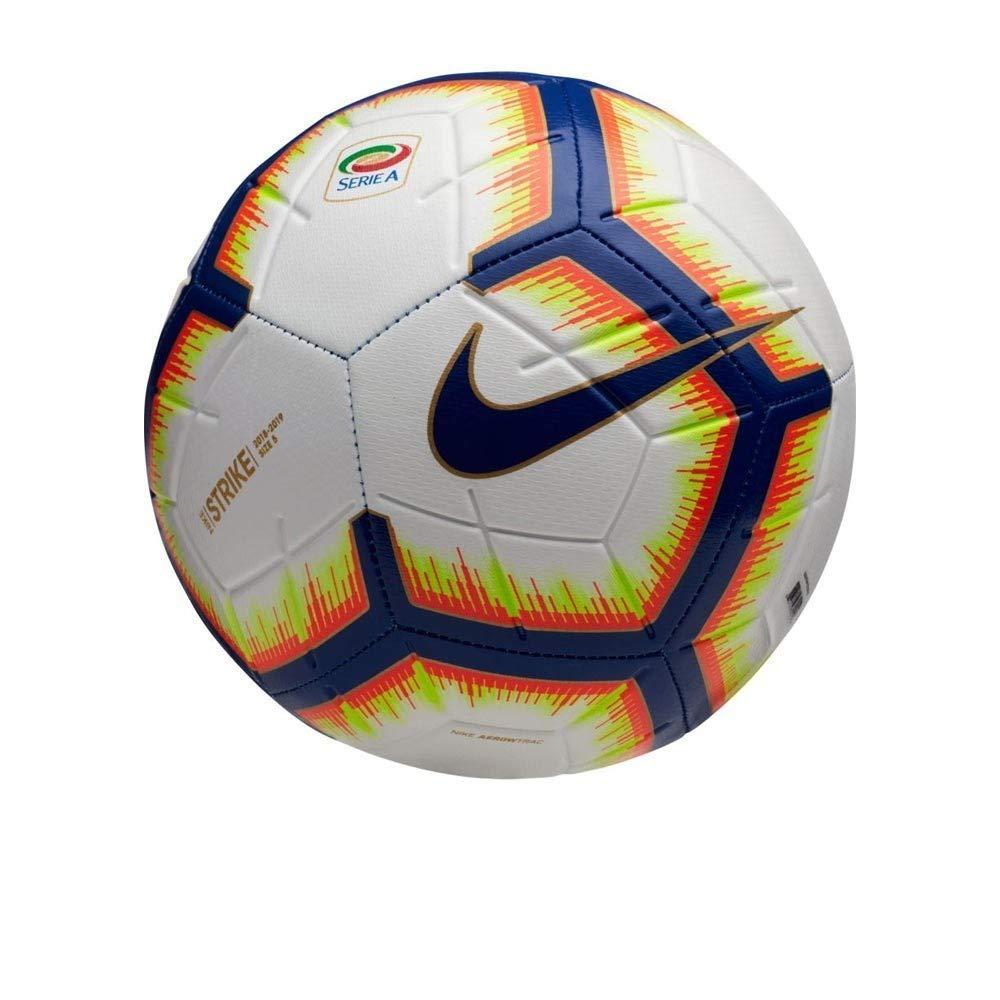 Nike Série A 2018 2019 Strike Football Ligue Italienne Blanc Taille S 3 2-8 Ans