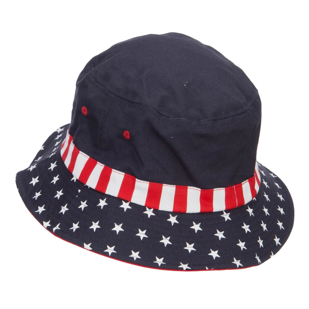 cd240233901 MG USA Flag Bucket Hat at Amazon Men s Clothing store