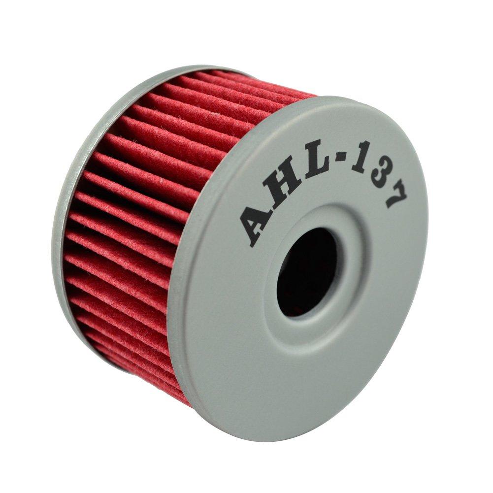 AHL Motocyclette filtre /à huile pour SUZUKI LS650 SAVAGE 1986-2009