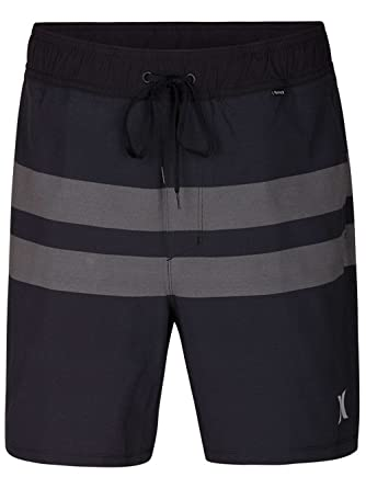 a7693409667d8 Amazon.com: Hurley Men's Phantom Blackball Volley Shorts Black Medium 17:  Clothing