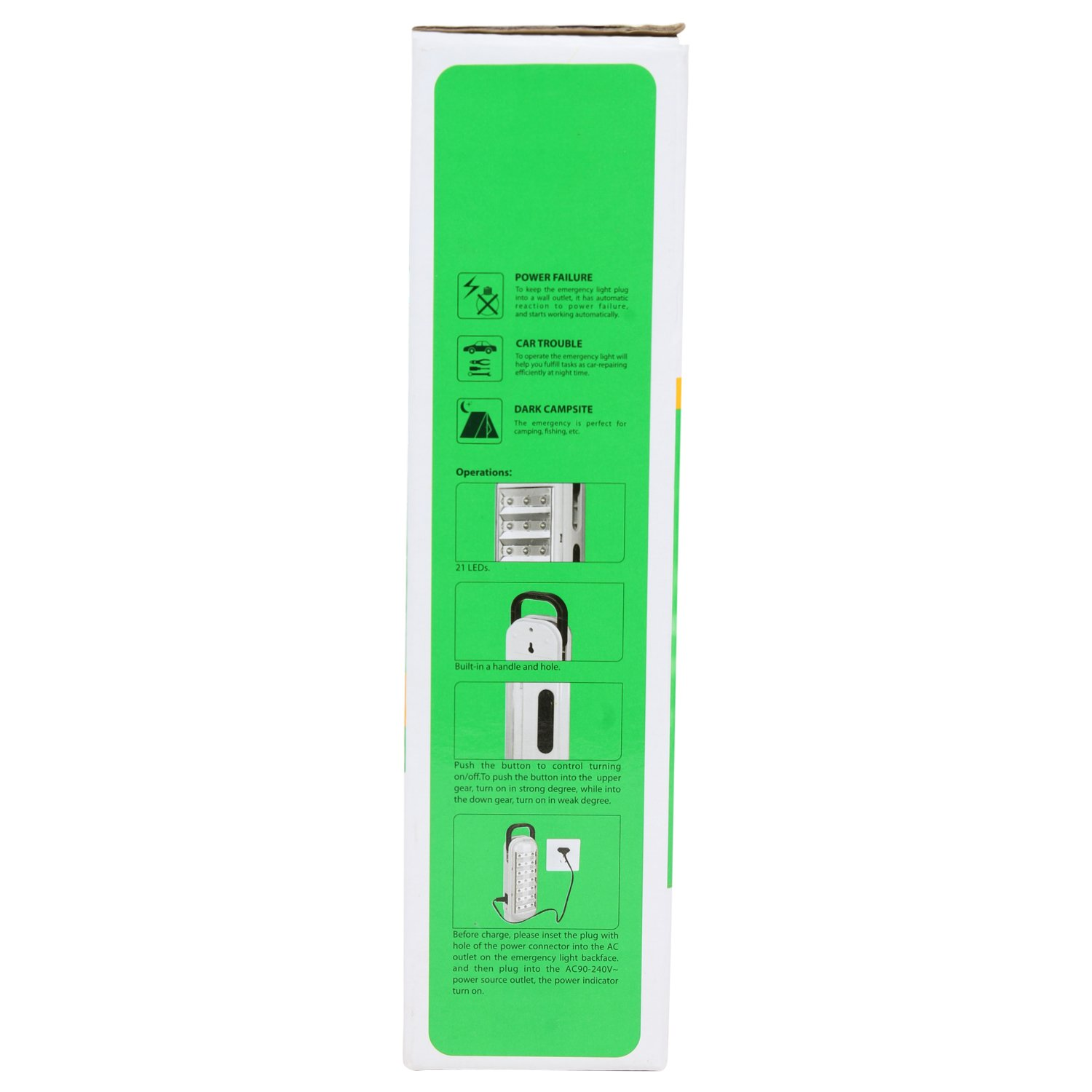 Buy Maxmart India Dp Led Rechargeable Emergency Light Online At Low Cost Automatic Ligh Prices In