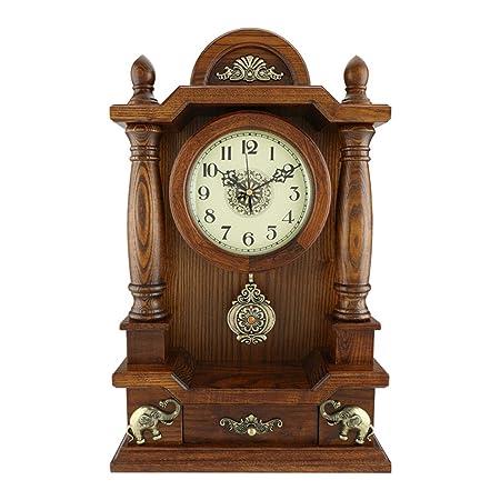 Relojes de repisa, reloj de péndulo y relojes de estantería Reloj ...