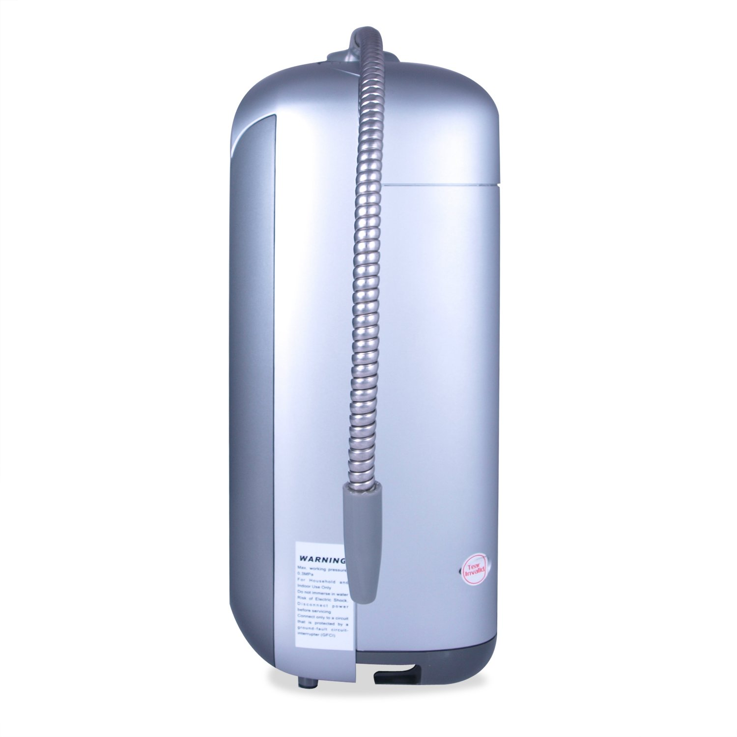 Air Water Life Aqua Ionizer Deluxe 5.0   Best Home Alkaline Water Filtration System   Produces pH 5.0-11.0 Alkaline Water   Up to -600mV ORP   4000 Liters Per Filter   7 Water Settings by Air Water Life (Image #4)