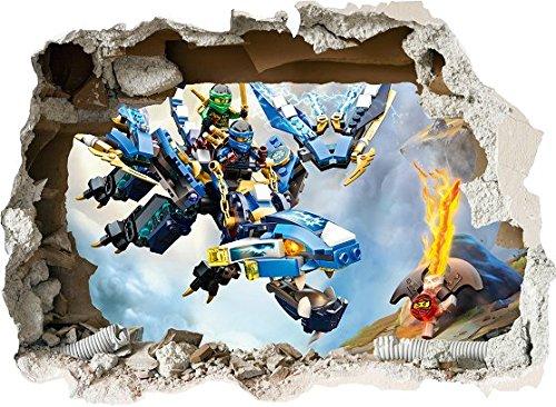 Wandtattoo lego ninjago reuniecollegenoetsele - Lego wandtattoo ...