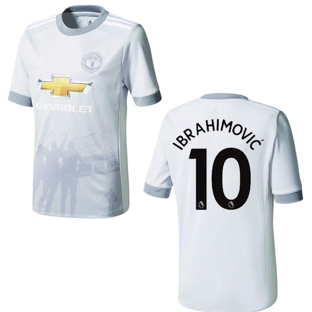 Adidas Manchester United Trikot 3rd Kinder 2018 - Ibrahimovic 10