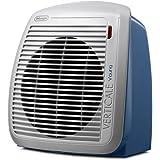 Delonghi HVY1020 Radiateur soufflant salle de bain Blanc 2000 W