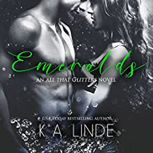 Emeralds Audiobook by K.A. Linde Narrated by Erin Mallon