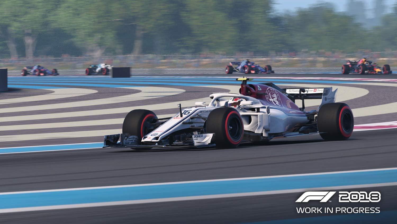 F1 2018 (XBox ONE): Amazon.es: Videojuegos