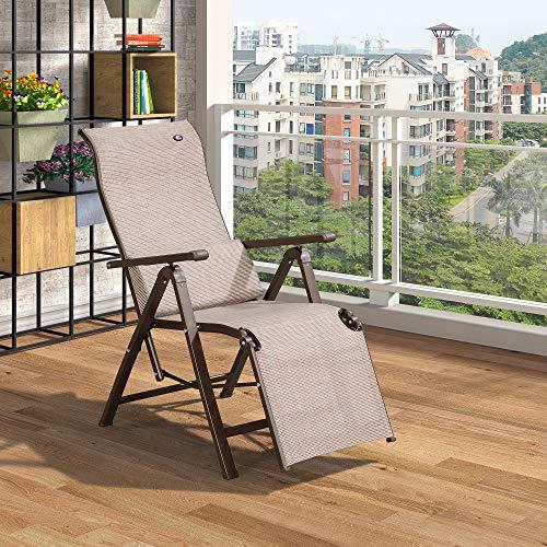 Reclining patio chair