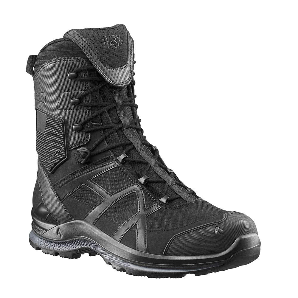 Haix schwarz Eagle Eagle Eagle Athletic 2.0 GTX high schwarz Mikrofaser- Textil-Stiefel mit Gore-TEX B0747QHMDV  37d578