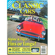 Thoroughbred & Classic Cars, January 1996 - Great British Sports Cars: Sunbeam Alpine and Tiger