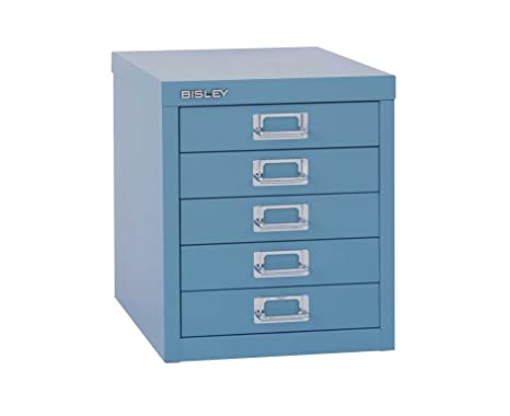 Amazon.com: Bisley – 5 cajones – Multidrawer cabinet de ...