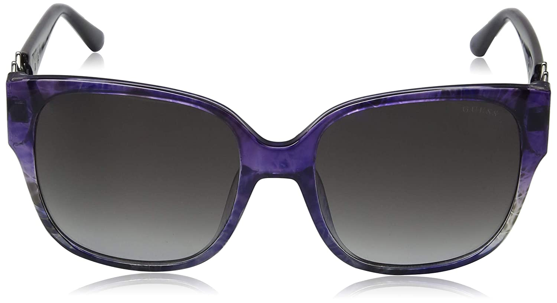 Violett Morado Mujer Guess Sunglasses Gu7597 83B 56 Gafas de Sol