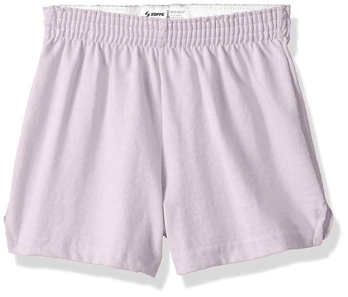 Soffe Niñas B037 Shorts para Yoga - Púrpura - X-Small ...