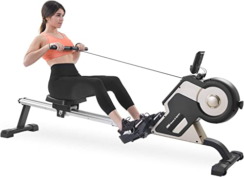 Merax Rowing Machine Magenetic Rower Machine