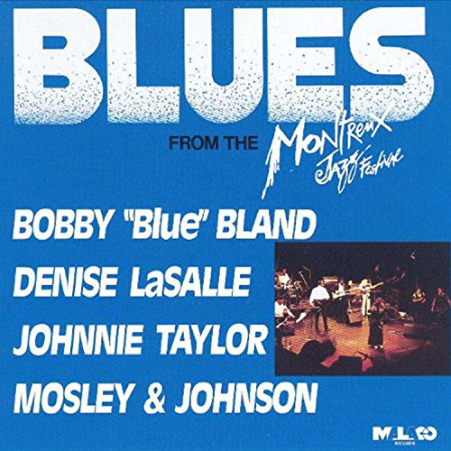 - Blues from the Montreux Jazz Festival