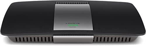 Linksys AC1750 DUAL BAND SMART Wi-Fi ROUTER EA6700 ,Black
