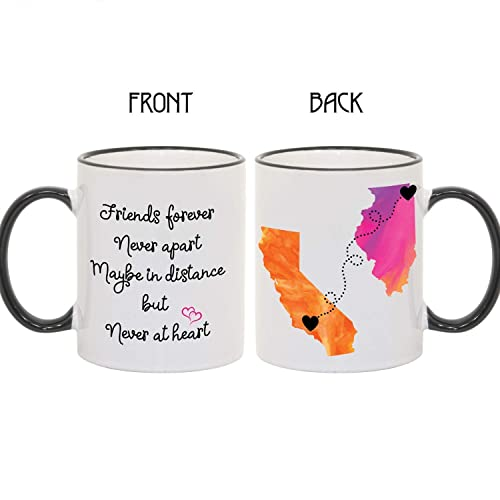 Personalized Print Ceramic Mugs 11 And 15 Oz The Perfect Thank You Gift