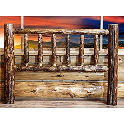 Montana Woodworks Glacier Country Headboard