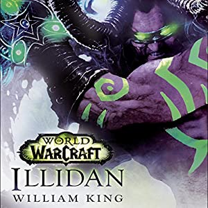 Illidan: World of Warcraft Hörbuch