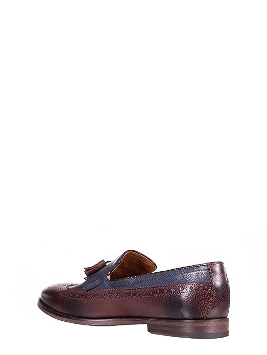 DOUCAL'S Men's Loafer Flats multicolour multi-coloured: Amazon.co.uk: Shoes  & Bags