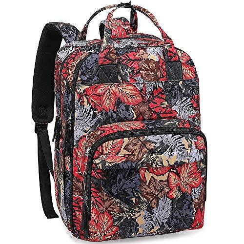 Diaper Bag Backpack Floral