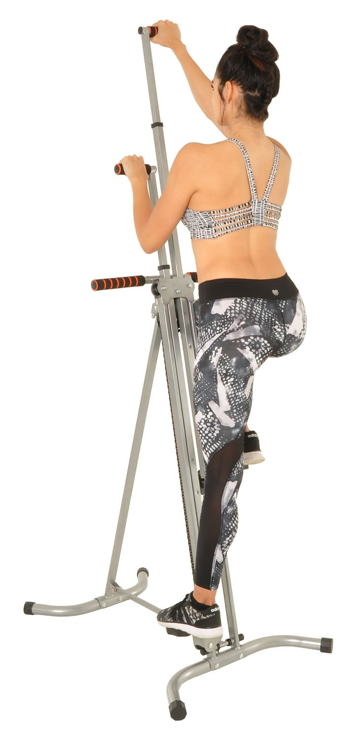 Conquer Vertical Climber Fitness Climbing Machine 2.0 by Conquer