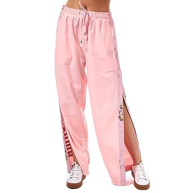 422091f656c9 Puma Womens Womens Fenty Tearaway Track Pants in Rose - 10  Puma   Amazon.co.uk  Clothing