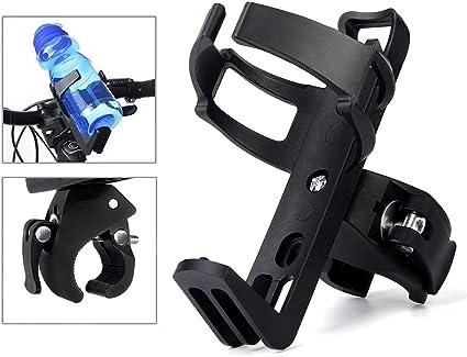 Rotation Drink Bottle Rack 360 Degree Cup Holder for Bicycle Bike Baby Stroller