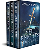 Veil Knights Box Set #1: Books 1-3
