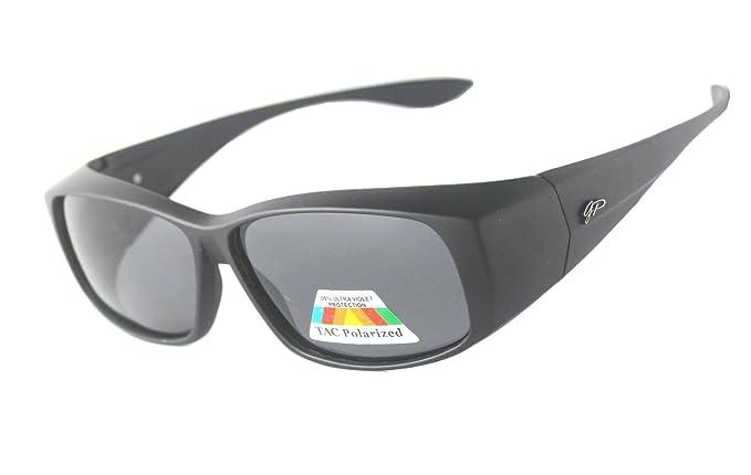667c92544ae Amazon.com  Fit Over Unisex Polarized Sunglasses to Wear Over ...