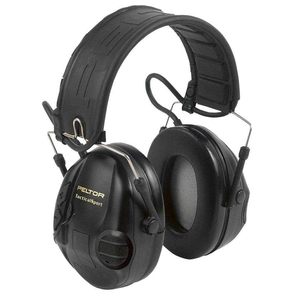 Peltor Tactical Sport Electronic Hearing Protect - 1 Each
