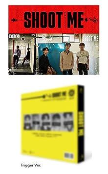 DAY6 - K-POP [Trigger Ver ] B ver  3rd Mini Album Shoot Me