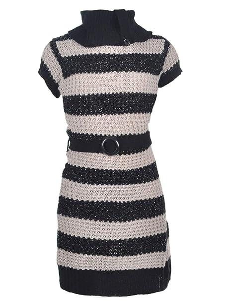 c2149312c31 Dream Star Girls  Belted Sweater Dress  Amazon.ca  Clothing ...