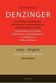 Sources of dogma denzinger download catholic