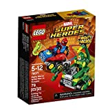 Toys : LEGO Super Heroes Mighty Micros: Spider-Man vs. Scorpion 76071 Building Kit