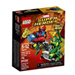 LEGO Super Heroes Mighty Micros: Spider Man vs Scorpion 76071 Building Kit