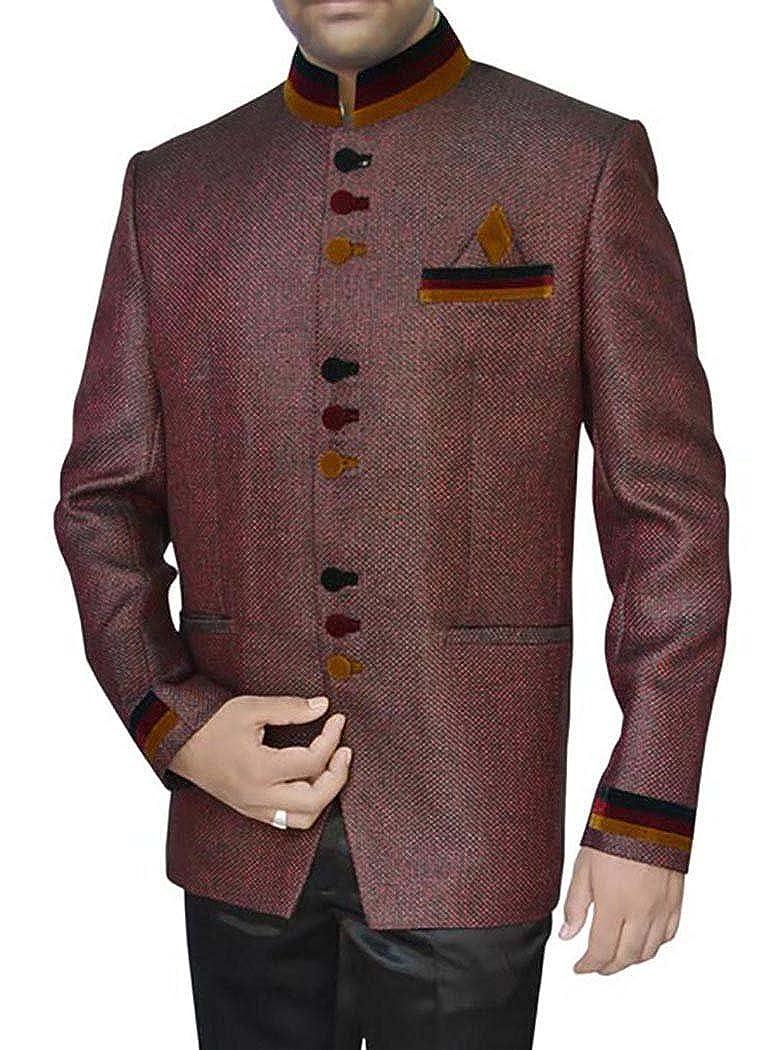 Amazon.com: INMONARCH JO306 Jodhpuri - Traje de yute para ...